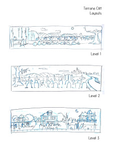 Game Level Layouts