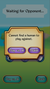 Can't Find A Human