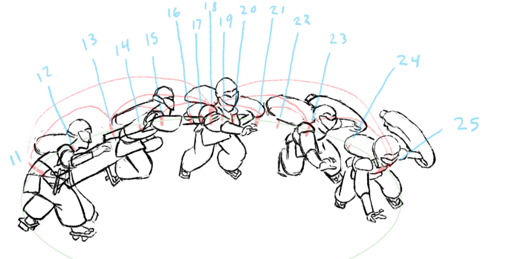 Page 33 Panel 1 Breakdown Animation