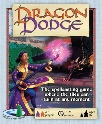 Dragon Dodge Box Art
