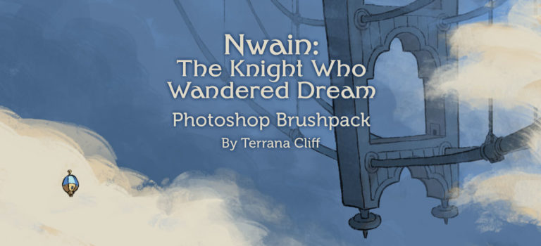 Nwain Photoshop Brushes